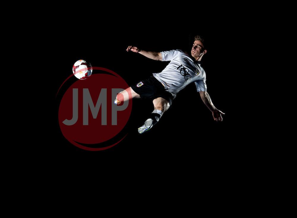 Bristol City's Joe Bryan - Photo mandatory by-line: Joe Meredith/JMP - Mobile: 07966 386802 09/07/2014 - SPORT - FOOTBALL - Bristol - Ashton Gate - Bristol City Kit Launch