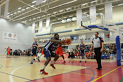 - Mandatory byline: Dougie Allward/JMP - 12/03/2016 - FOOTBALL - SGS Wise Campus - Bristol, England - Bristol Flyers v Glassgow Rocks - British Basketball League