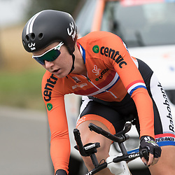 Amy Pieters begint het tweede deel van het wielerseizoen in de Thueringen Rundfahrt