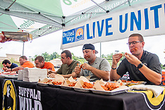 08/18/21 United Way Hot Wing Eating Contest