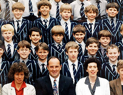 Aug 14, 1994 - London, England, United Kingdom - School photos of ROBERT PATTINSON (Credit Image: Whitehotpix/ZUMAPRESS.com)