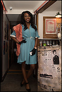 NAOMI HEDMAN, Cahoots club launch party, 13 Kingly Court, London, W1B 5PW  26 February 2015