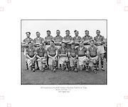 Neg No: 285/4014-4020...23081953AISFCSF.23.08.1953..All Ireland Senior Football Championship - Semi-Final...Kerry.3-6.Louth.0-10....Kerry. ...J. Foley, J. Murphy (Captain), E. Roche, D. Murphy, C. Kennelly, J. Cronin, J. M. Palmer, Seá.Sub: G. O'Sullivan for Hannifin.J. Murphy (Captain). ........