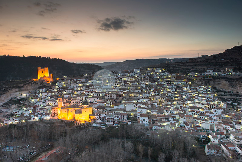 Alcalá del Júcar. La Manchuela. Albacete ©ANTONIO REAL HURTADO / PILAR REVILLA