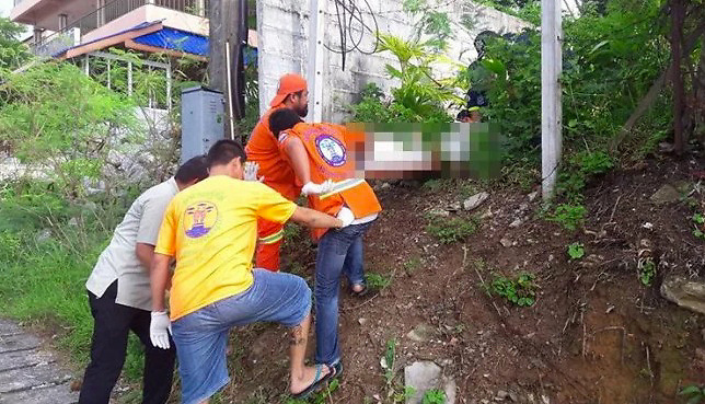 """Tourist found dead, surrounded by beer bottles<br /> <br /> Capt Nipon Themsang of the Karon Police was notified at 3pm yesterday that a Russian tourist had been found dead in a room at the Karona Resort and Spa. The body was discovered by a hotel maid police were told.<br /> <br /> The body, that of a 52-year-old Russian national (name withheld until his family have been notified), was found lying face down on the bed. Police said there were several empty water bottles near the bed.<br /> <br /> Capt Nipon said, """"We found no signs of robbery in the room or assault on the body, but at this time we are not sure what happened to him.""""<br /> <br /> The maid who discovered the body, Ms Wannee Chuchom, 43, told police that the man had checked in to the hotel on Sept 18 and was due to check out on Sept 30.<br /> <br /> """"According to staff the man liked to drink and they last saw him on Saturday (Sept 24). On Sept 25 at 2:30pm Mr Wannee went to clean the room and discovered him unresponsive on the bed.""""<br /> <br /> """"The body was taken to Vachira Hospital for doctors to determine the time and cause of death. We will notify the Russian embassy,"""" he added.<br /> ©Exclusivepix Media"""