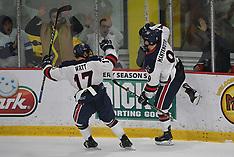 2018-10-26 Robert Morris Men's Hockey vs. RIT