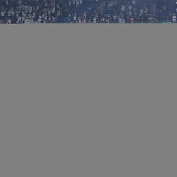 Springbok captain Siya Kolisi receiving the Rugby World Cup trophy with Cyril Ramaphosa President of South Africa during the Rugby World Cup Final match between South Africa Springboks and England Rugby World Cup Final at the International Stadium Yokohama  Japan.Saturday 02 November 2019. (Mandatory Byline - Fotosport/David Gibson)