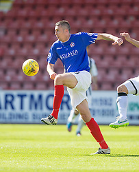 Cowdenbeath's player manager Colin Nish. <br /> Dunfermline 5 v 1 Cowdenbeath, Scottish League Cup game played today at East End Park.
