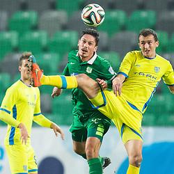 20141122: SLO, Football - Prva liga Telekom Slovenije 2014/15, NK Olimpija Ljubljana vs NK Domzale