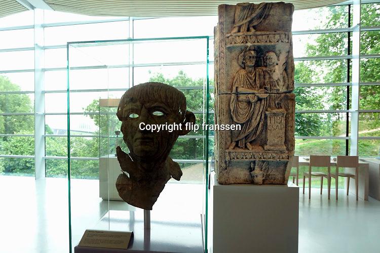 Nederland, Nijmegen, 29-5-2016Interieur van het gemeentelijk museum voor oudheid en moderne kunst het Valkhof .FOTO: FLIP FRANSSEN/ HH