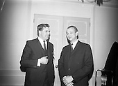 1966 - Announcement of take over of Arrow Oil Co. by Continental Oil Company