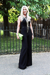 © London News Pictures. 26/06/2013. London, UK. Amanda Wakeley at  The Serpentine Gallery summer party, Kensington Gardens London UK, 26 June 2013, Photo credit: Richard Goldschmidt/LNP
