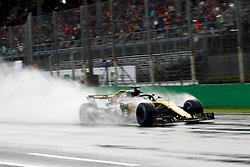 August 31, 2018 - Monza, Italy - Motorsports: FIA Formula One World Championship 2018, Grand Prix of Italy, ..#27 Nico Hulkenberg (GER, Renault Sport Formula One Team) (Credit Image: © Hoch Zwei via ZUMA Wire)