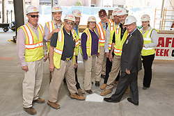 Gilbane Building Co Safety Week Event at Bridgeport Hospital Park Avenue Outpatient Center