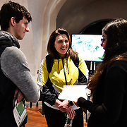 London Games Festival 2019: HUB at Somerset House at Strand, London, UK. on 2nd April 2019.