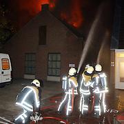 NLD/Huizen/20050919 - Grote brand Havenstraat Huizen