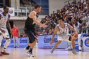 DESCRIZIONE : Trofeo Meridiana Dinamo Banco di Sardegna Sassari - Olimpiacos Piraeus Pireo<br /> GIOCATORE : Yuki Togashi<br /> CATEGORIA : Palleggio<br /> SQUADRA : Dinamo Banco di Sardegna Sassari<br /> EVENTO : Trofeo Meridiana <br /> GARA : Dinamo Banco di Sardegna Sassari - Olimpiacos Piraeus Pireo Trofeo Meridiana<br /> DATA : 16/09/2015<br /> SPORT : Pallacanestro <br /> AUTORE : Agenzia Ciamillo-Castoria/L.Canu