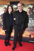 NO FEE PICTURES<br /> 22/8/19 Christina Bauhn and Director Ivan Kavanagh at the Irish Preview screening of Never Grow Old at the Savoy cinema in Dublin Picture: Arthur Carron