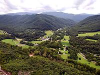 View from Seneca rocks West virgina photo by James Jordan