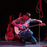 Verner performing live at Night & Day Cafe, Manchester, 2013-02-02