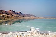Israel, Dead Sea Salt crystals