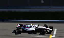 September 29, 2018 - Sochi, Russia - Motorsports: FIA Formula One World Championship 2018, Grand Prix of Russia, .#35 Sergey Sirotkin (RUS, Williams Martini Racing) (Credit Image: © Hoch Zwei via ZUMA Wire)