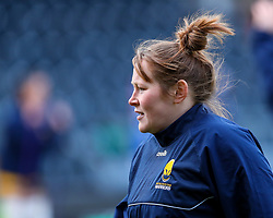Caryl Thomas of Worcester Warriors Women  - Mandatory by-line: Nick Browning/JMP - 20/12/2020 - RUGBY - Sixways Stadium - Worcester, England - Worcester Warriors Women v Harlequins Women - Allianz Premier 15s