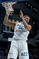 Real Madrid Walter Tavares during Turkish Airlines Euroleague match between Real Madrid and Valencia Basket at Wizink Center in Madrid, Spain. December 19, 2017. (ALTERPHOTOS/Borja B.Hojas)