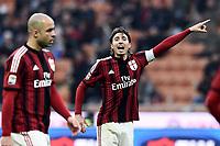 Riccardo Montolivo Milan   <br /> Milano 06-01-2015 Stadio Giuseppe Meazza Football Calcio Serie A 2014/2015 Milan - Sassuolo foto Image Sport/Insidefoto