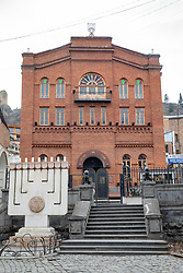 The Georgian Synagogue in Tbilisi