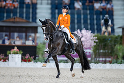 Van Baalen Marlies, NED, Go Legend, 153<br /> Olympic Games Tokyo 2021<br /> © Hippo Foto - Dirk Caremans<br /> 25/07/2021