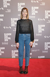 Glasgow Film Festival 2019<br /> <br /> The UK Premiere of Tell It to the Bees<br /> <br /> Pictured: Kate Dickie<br /> <br /> (c) Aimee Todd | Edinburgh Elite media