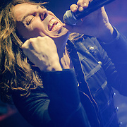 Joey Tempest/Europe performing at the O2 Academy Bournemouth, UK on February 22, 2011