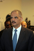 Washington, DC-April 11:  Attorney General of the United States Eric Holder attends the 14th Annual National Convention Special Plenary Presentation 1 with Attorney General of the United States Eric Holder held at the Walter E. Washington Convention on April 11, 2012 in Washington, DC. Photo by Terrence Jennings