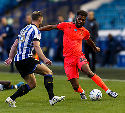 Steve Mounie of Huddersfield Town - Mandatory by-line: Daniel Chesterton/JMP - 24/06/2020 - FOOTBALL - Hillsborough - Sheffield, England - Sheffield Wednesday v Huddersfield Town - Sky Bet Championship