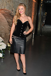 CAMILLA KERSLAKE at a party to launch the Amazon Fashion Photography Studio at 383 Geffrye Street, London E2 on 23rd July 2015.