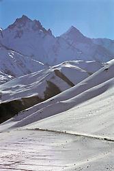 Mountains Near Muktanath