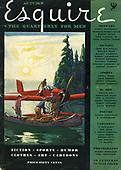 October 1933 - USA: Esquire Magazine Launches