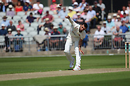 \  during the Specsavers County Champ Div 2 match between Lancashire County Cricket Club and Northamptonshire County Cricket Club at the Emirates, Old Trafford, Manchester, United Kingdom on 14 May 2019.