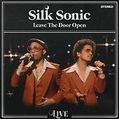 "April 02, 2021 (Worldwide): Silk Sonic ""Leave The Door Open (Live)"" Single Release"