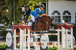 Ahlmann Christian, GER, Take A Chance On Me Z<br /> FEI Jumping Nations Cup Final<br /> Barcelona 2019<br /> © Hippo Foto - Dirk Caremans<br />  03/10/2019