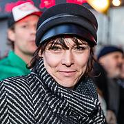 NLD/Rotterdam/20170319 - inloop De Marathon de Musical, Wendy Snijder