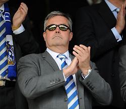 Nick Higg - Photo mandatory by-line: Dougie Allward/JMP - Mobile: 07966 386802 26/04/2014 - SPORT - FOOTBALL - High Wycombe - Adams Park - Wycombe Wanderers v Bristol Rovers - Sky Bet League Two