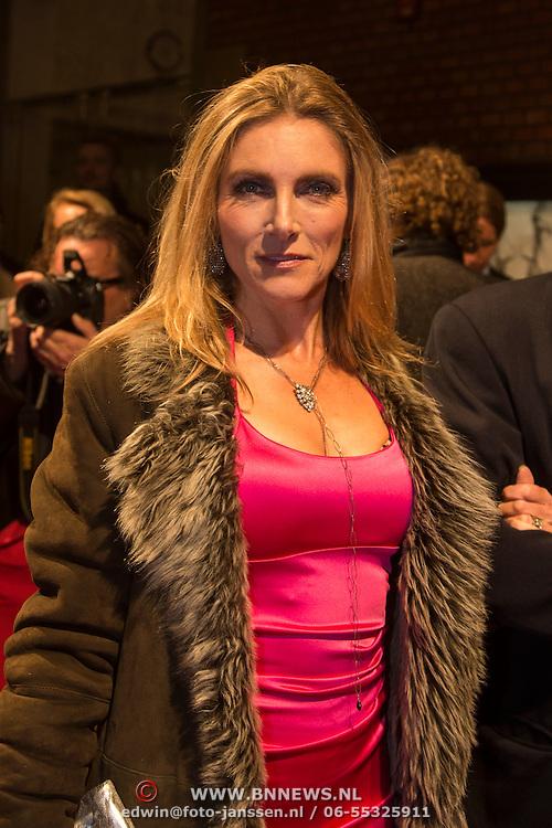 NLD/Amsterdam/20140307 - Boekenbal 2014, Jessica Durlacher