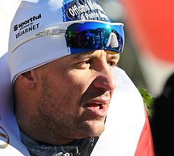 23.01.2011, Loipe Obertilliach, Obertilliach, AUT, 37. Dolomitenlauf, im Bild Erstplatzierter Fabio Santus (ITA)// EXPA Pictures © 2011, PhotoCredit: EXPA/ M. Gruber
