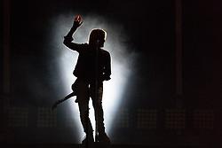 June 19, 2018 - Oshkosh, Wisconsin, U.S - KEITH URBAN during Country USA Music Festival at Ford Festival Park in Oshkosh, Wisconsin (Credit Image: © Daniel DeSlover via ZUMA Wire)