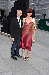 NEIL TENNANT and JANET STREET-PORTER at the Royal Academy of Arts Summer Exhibition Preview Party held at Burlington House, Piccadilly, London on 2nd June 2005<br /><br />NON EXCLUSIVE - WORLD RIGHTS