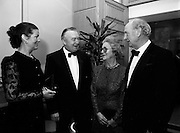 18/01/1989<br /> 01/18/1989<br /> 18 January 1989<br /> Texaco Sportstars of the Year Awards 1988 at the Burlington Hotel, Dublin. At the event were Mrs Sheila O'Brien; Mr. Vincent O'Brien, Managing Director Texaco; Mrs Maureen Lynch and Mr. Jack Lynch.