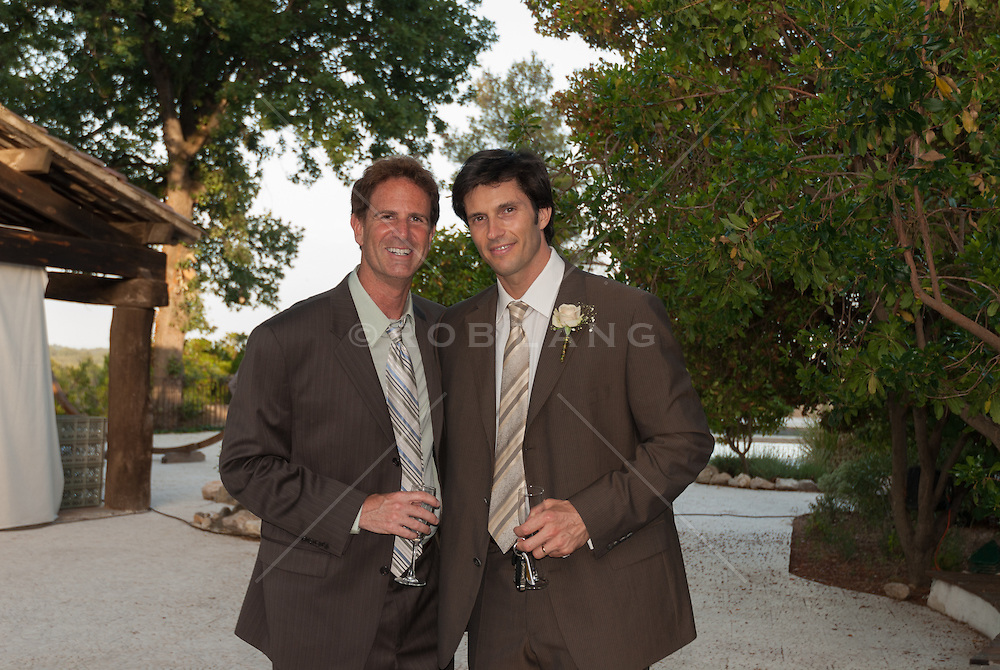 two men at a wedding