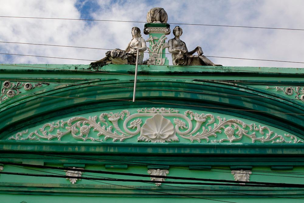 Belmonte_BA, Brasil...Centro historico de Belmonte, Bahia. ..The historical center in Belmonte, Bahia...Foto: LEO DRUMOND / NITRO